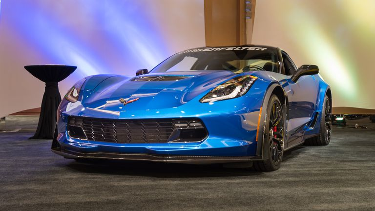 2016 Corvette Z06: Performance Details and Tech Specs
