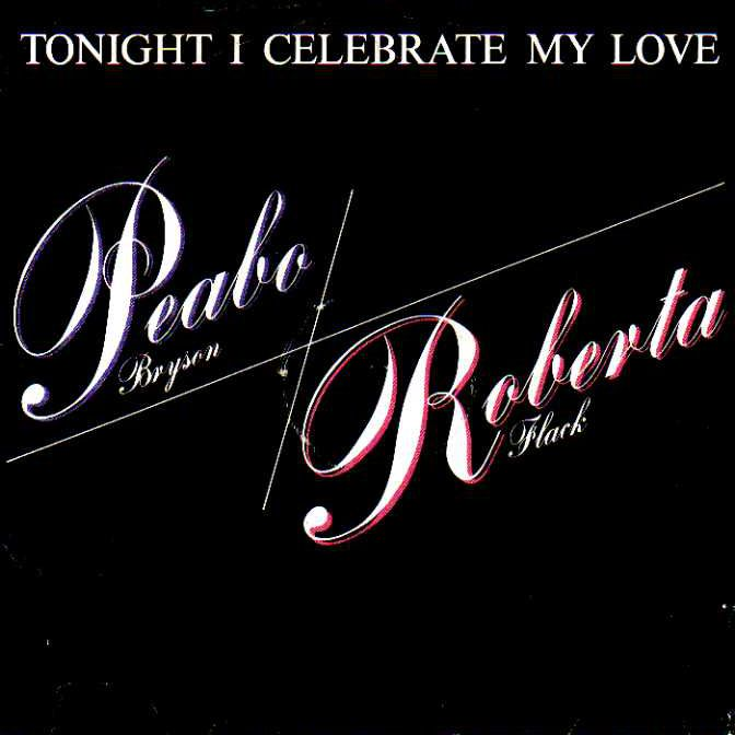Peabo Bryson and Roberta Flack Tonight I Celebrate My Love