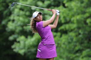 Cheyenne Woods is a pro golfer and the niece of Tiger Woods