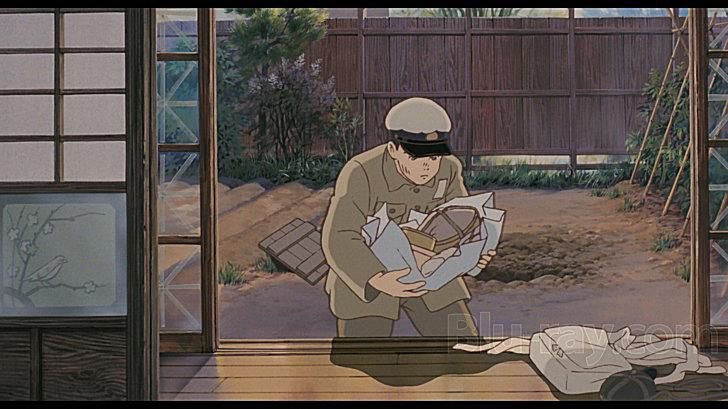 Still from Grave of the Fireflies