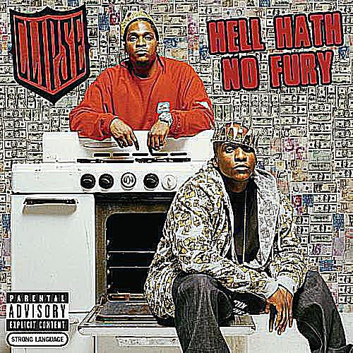 Clipse - Hell Hath No Fury cover