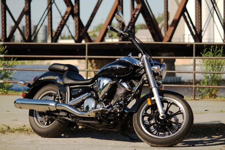 2009 Yamaha V-Star 950 Tourer Review