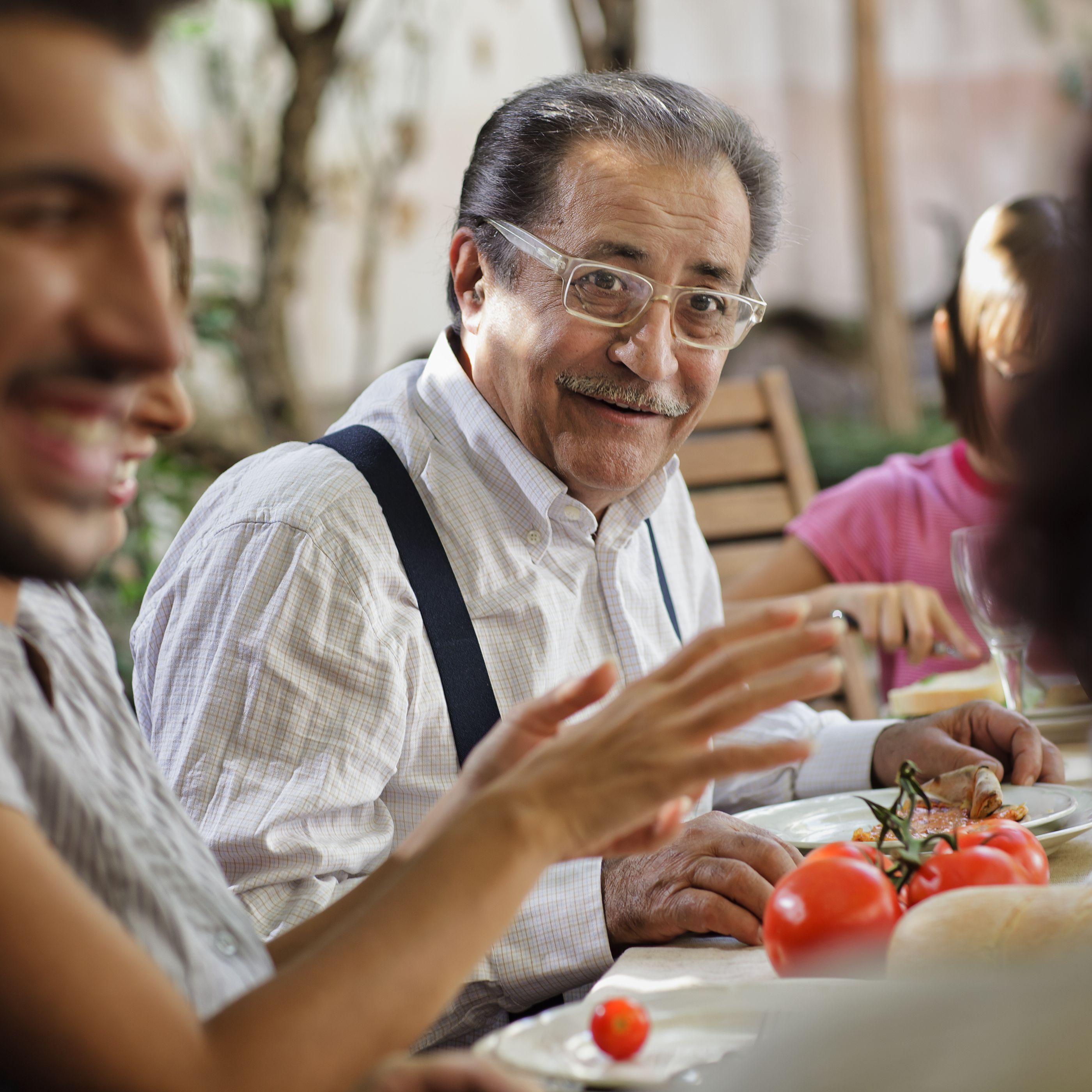 Italian Word For Grandfather
