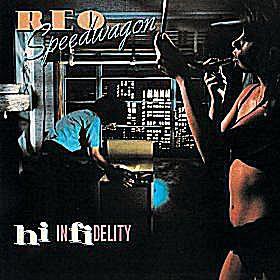 REO Speedwagon album cover