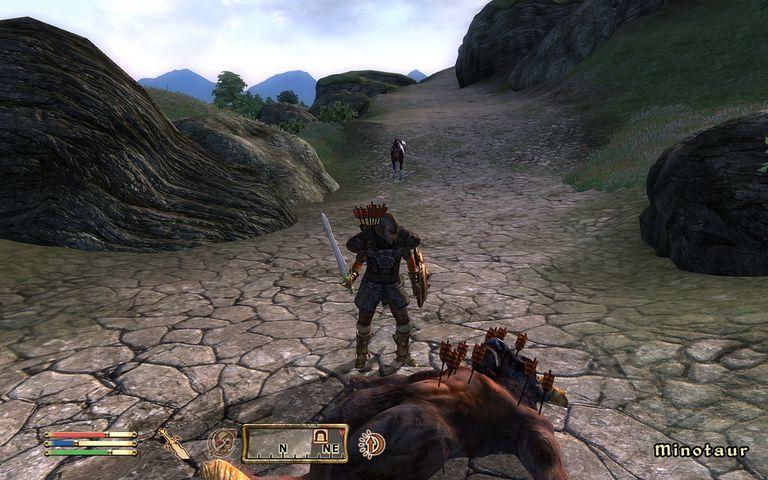 The Elder Scrolls IV: Oblivion on PS3