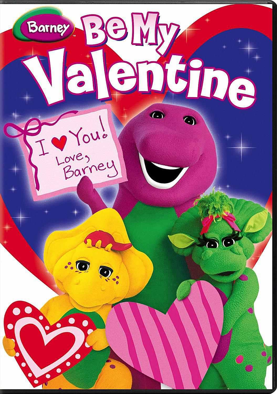 """Barney: Be My Valentine"""