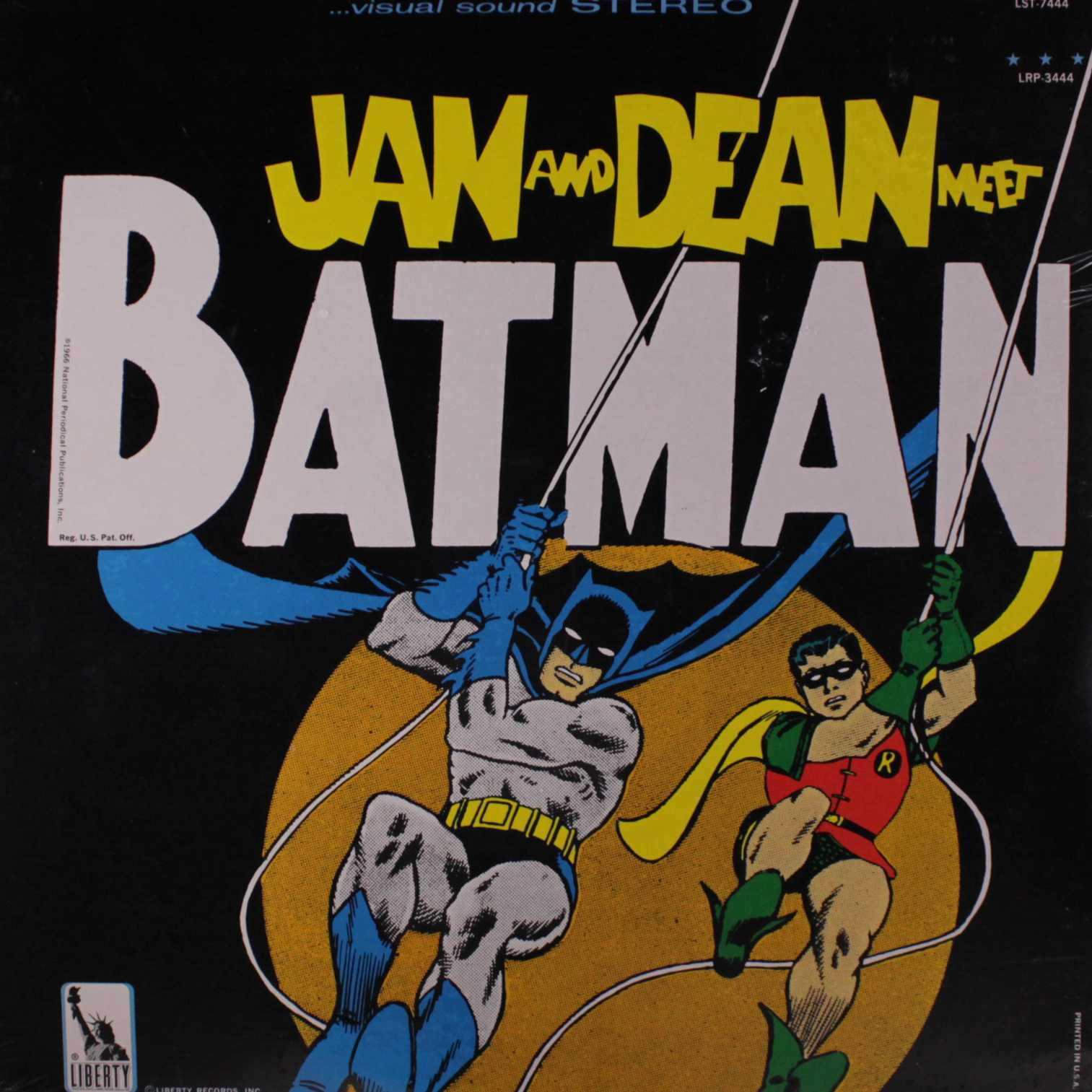 8 Bands That Covered the 1960s Batman Theme Song