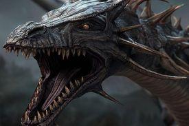 Dragon Age: Origins dragon