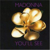 Madonna's You'll See cover