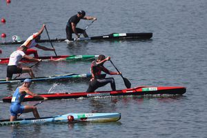 Sprint Canoeing in Rio Olympics