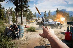Screenshot of Far Cry 5