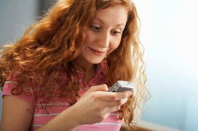 Winning quick and easy with text message sweepstakes.