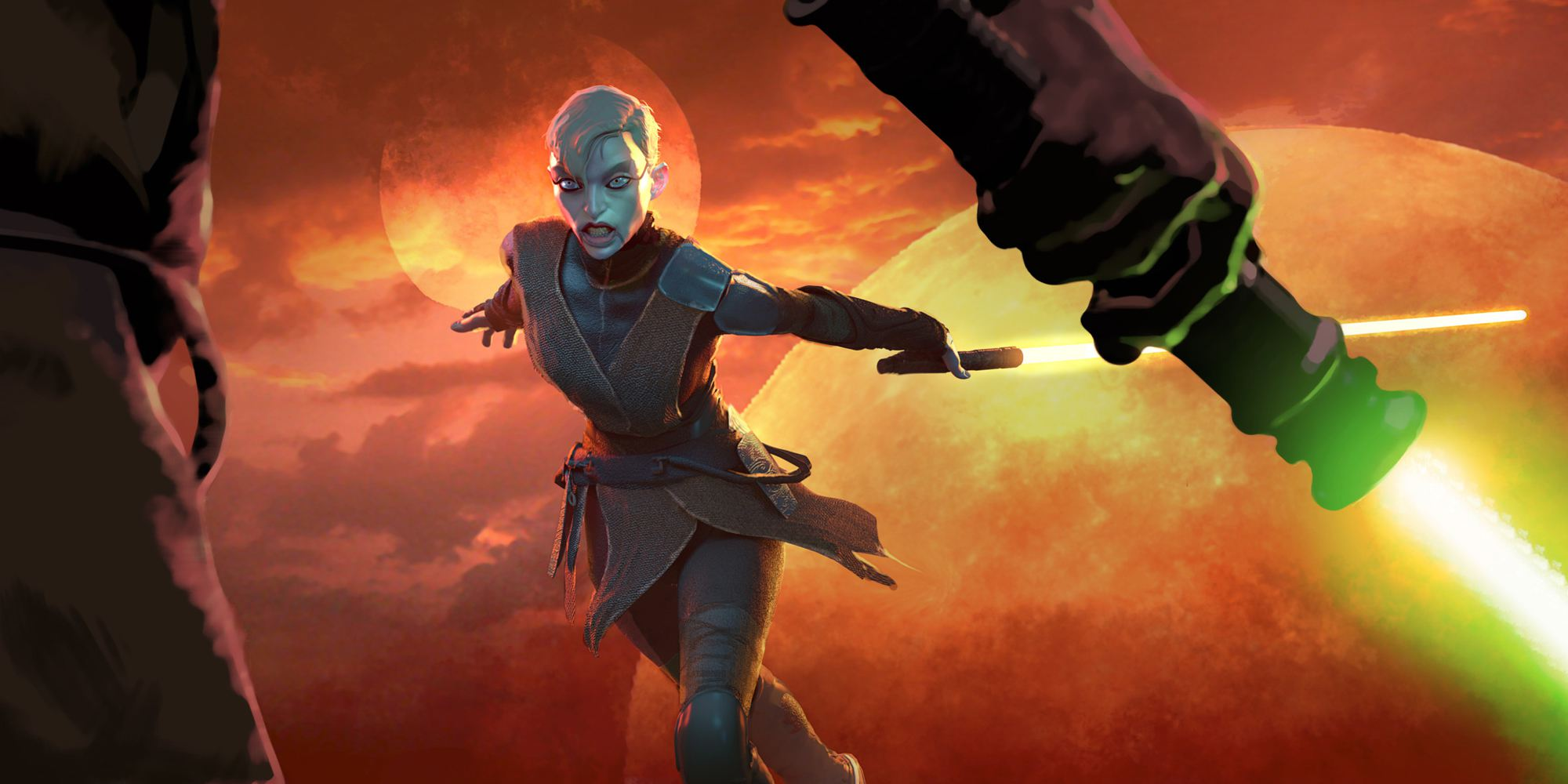 The Lost Seasons Of Star Wars The Clone Wars