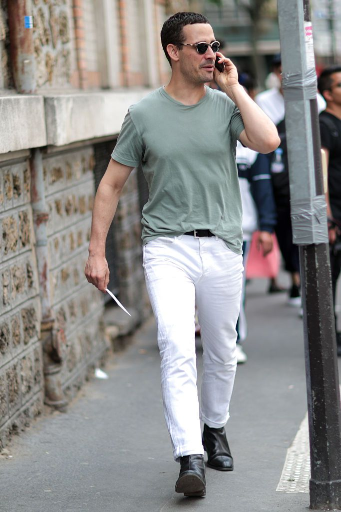 21a7dafce3 Men s Fashion Trend - How to Wear White Jeans for Men