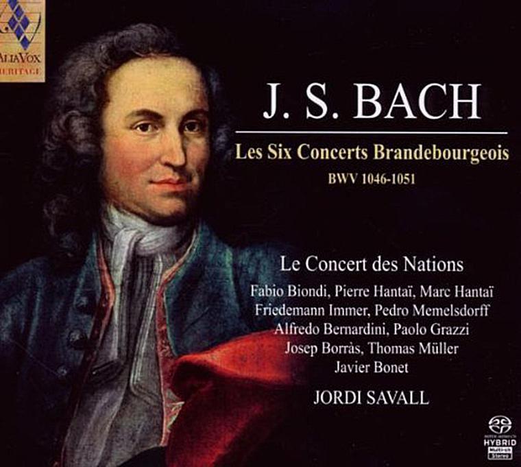 Johann Sebastian Bach - Brandenburg Concertos