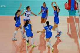 Italy vs Croatia - FIVB Volleyball Women's World Championship