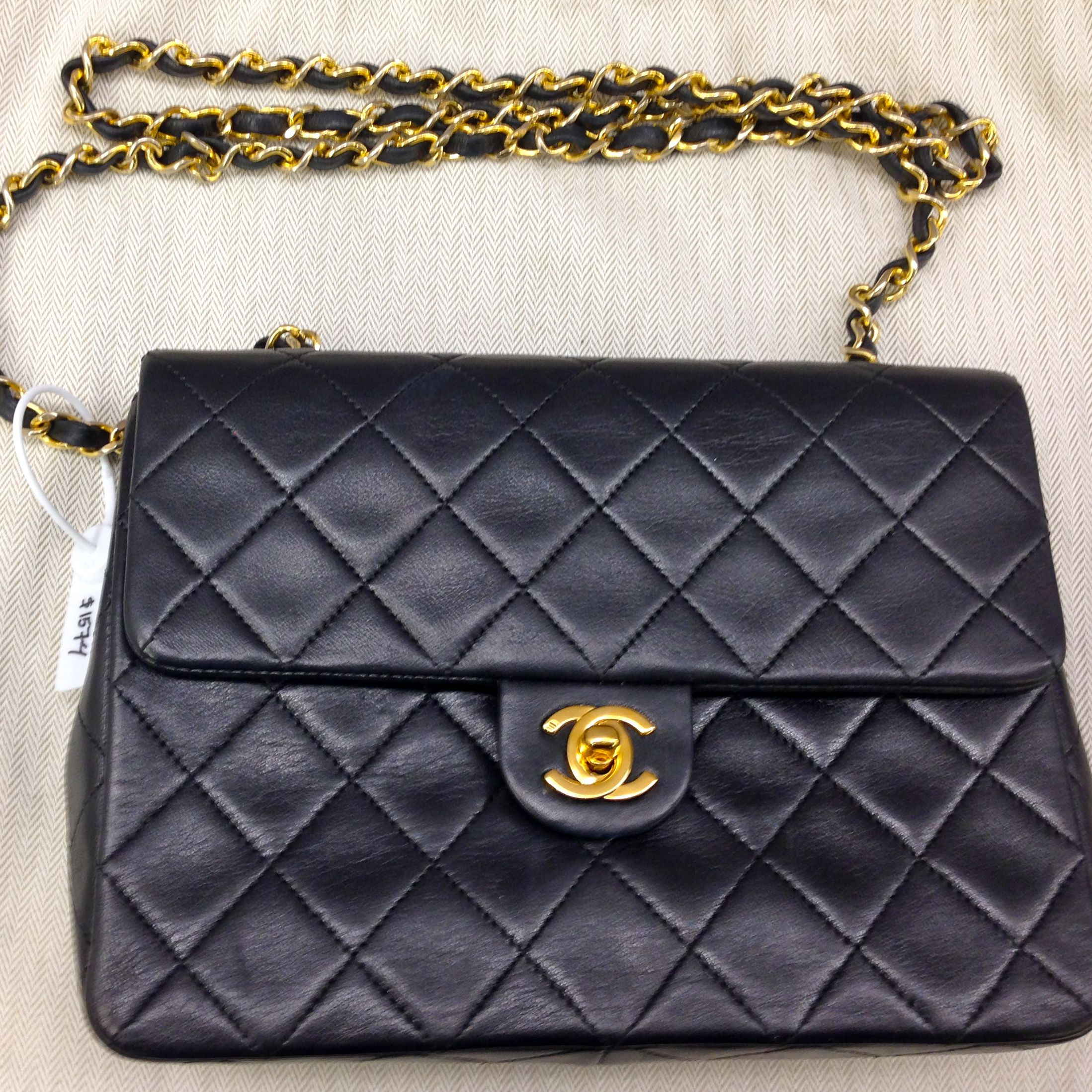 ff1b2722448a Chanel Handbags: How to Tell if It's Real or Fake