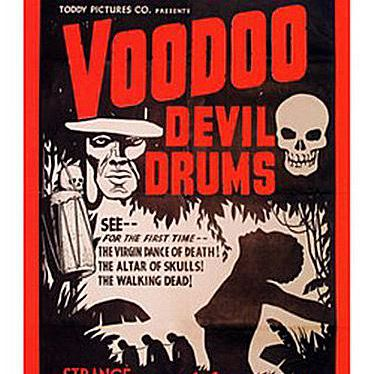 Voodoo Devil Drums