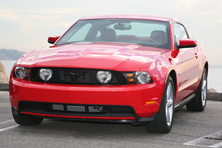 The Track Pack Ford Mustang Package