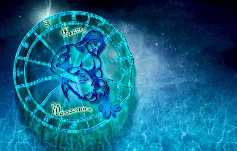 Aquarius - The Waterbearer
