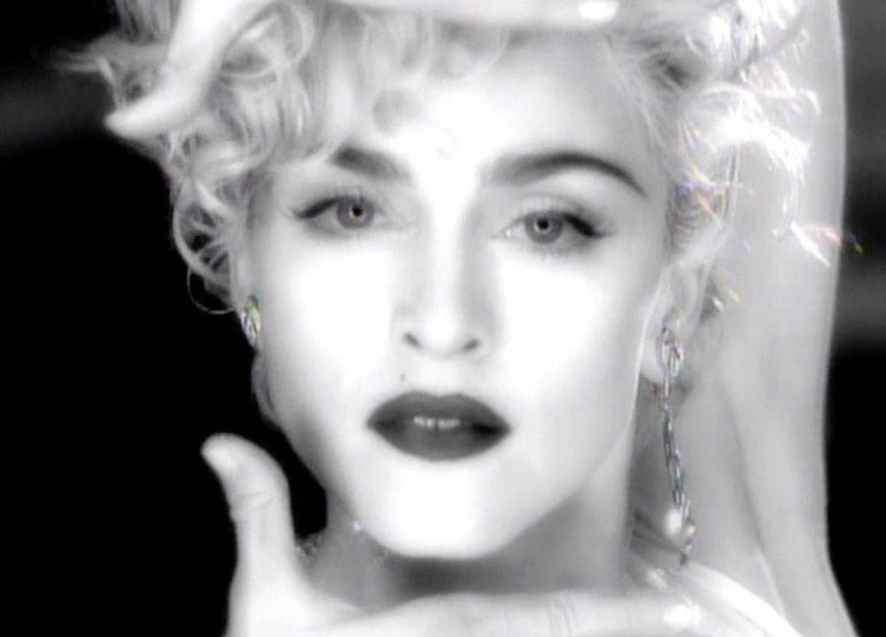 Madonna Vogue video