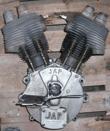 1000-cc J.A.P. Engine