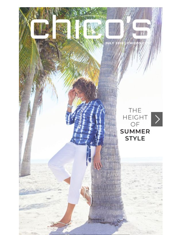 How to Request a Free Chico's Catalog