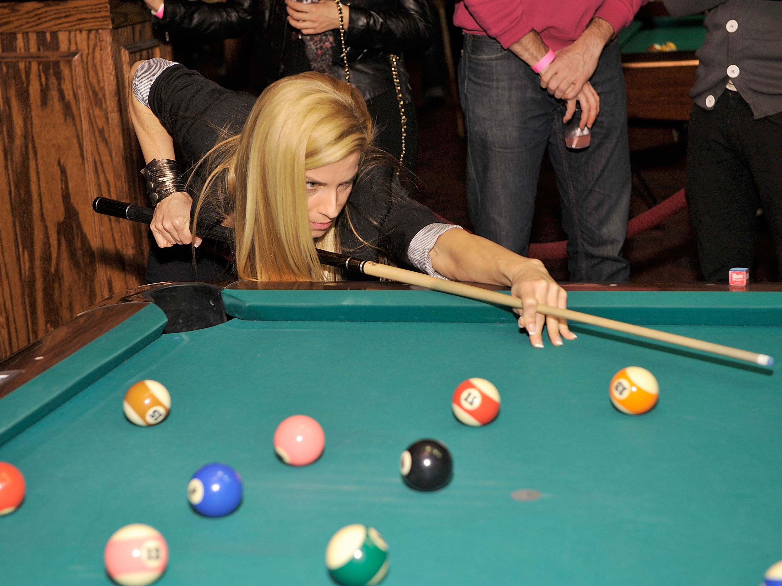 Straight Pool: Tips For Improved Play