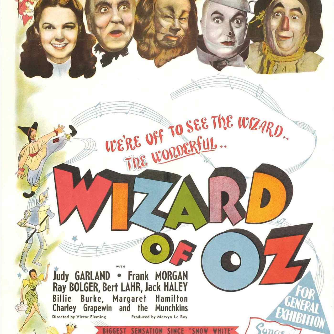 wizard of oz movie cover