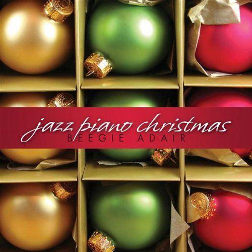 Jazz Piano Christmas by Beegie Adair cover