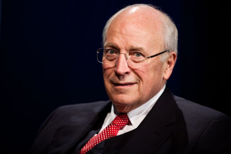 Vice President Dick Cheney