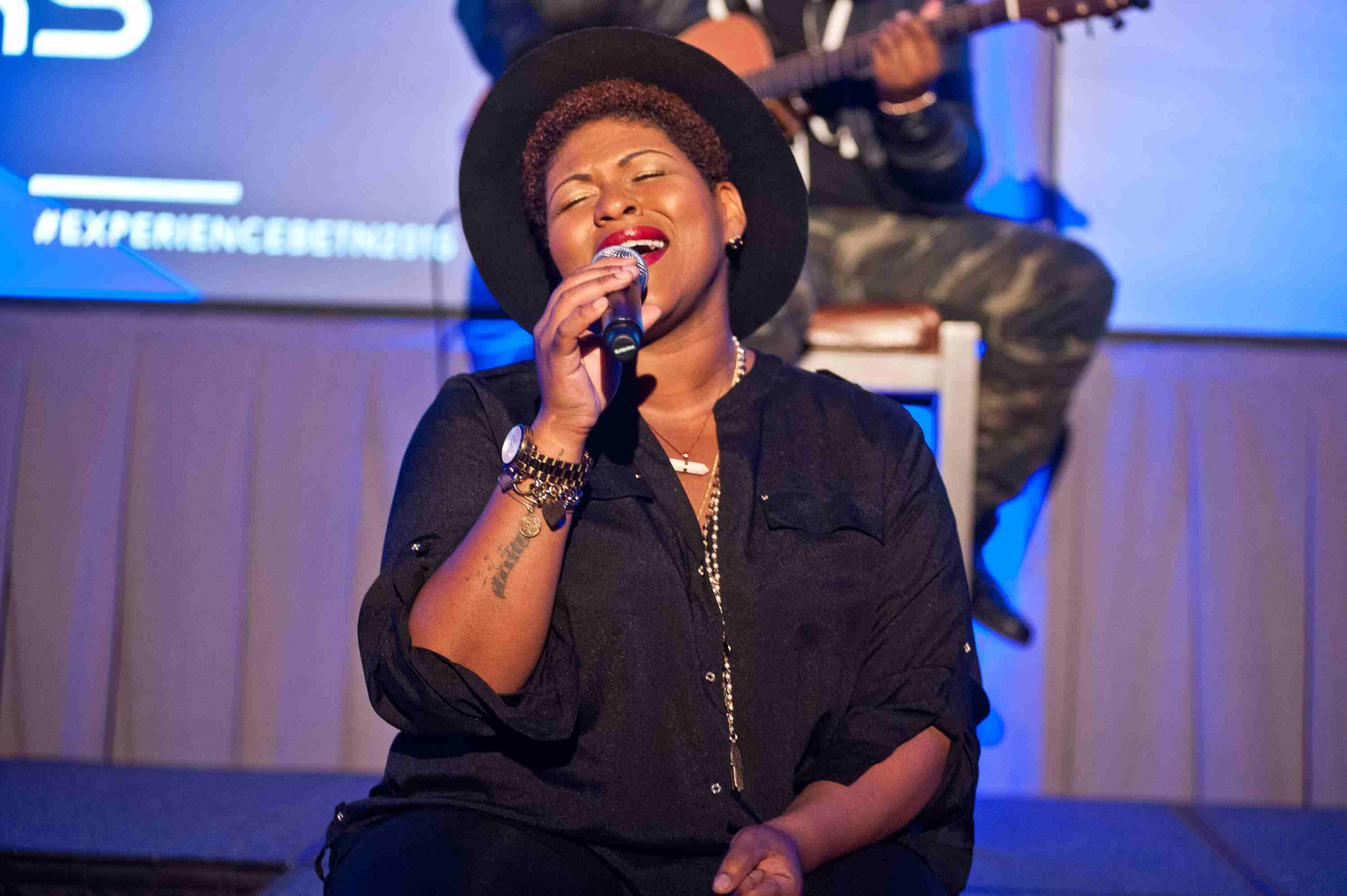 Stacy Barthe BET Networks: Chicago Upfront