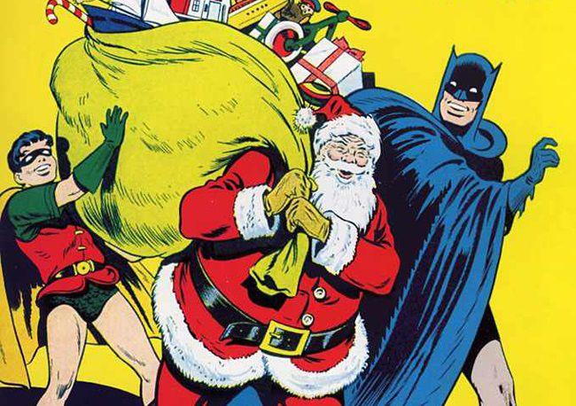 Batman Christmas.20 Best Batman Christmas Stories