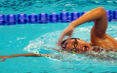 Trivia Questions on Swimming