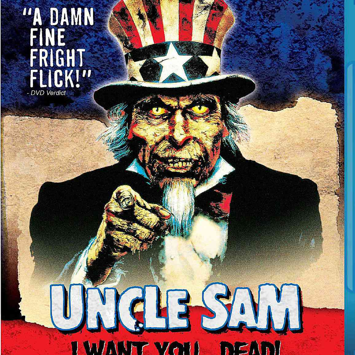 Uncle Sam - holiday horror movies