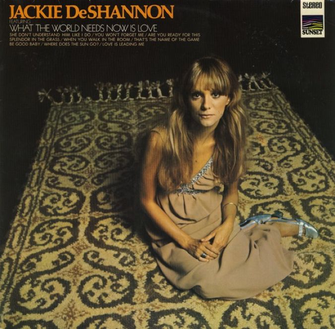 Jackie DeShannon What the World Needs Now Is Love