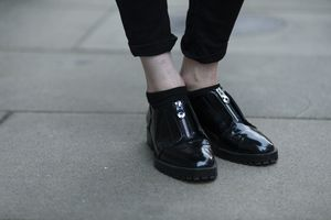 Day 2: Street Style - London Fashion Week SS16