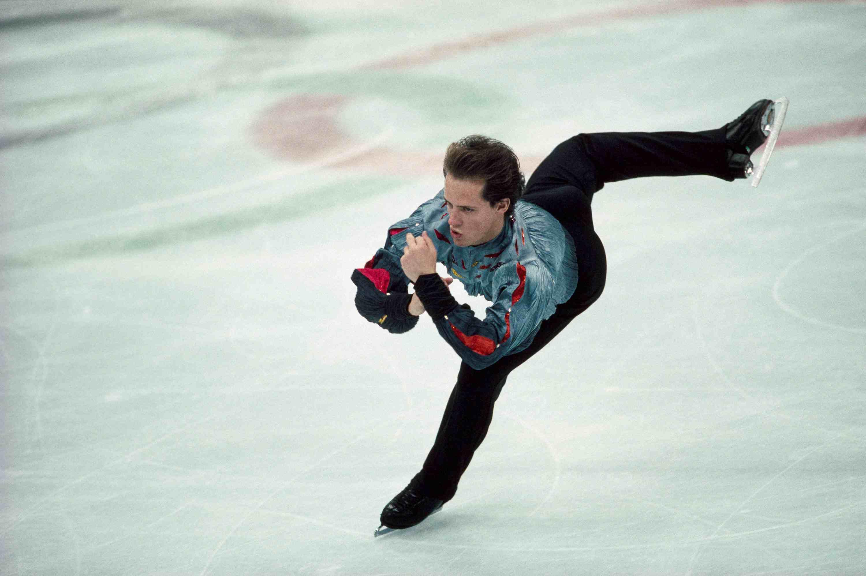 Figure Skating - Kurt Browning
