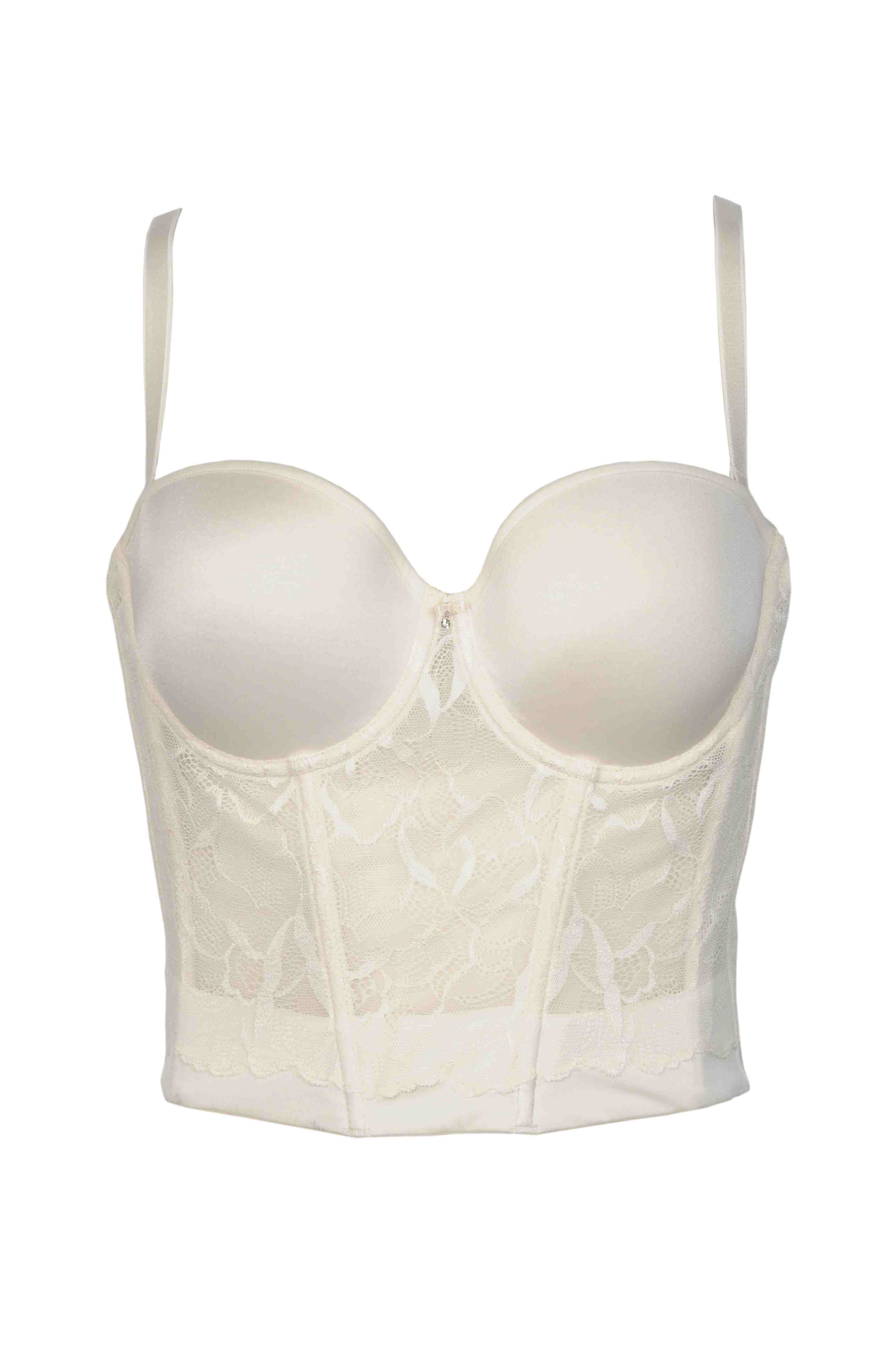 Longline Bras for Brides to Wear Under Your Wedding Gown