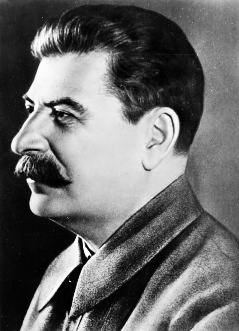 Joseph Stalin, Secretary-general of the Communist party of Soviet Russia