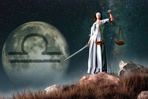 Moon in Libra