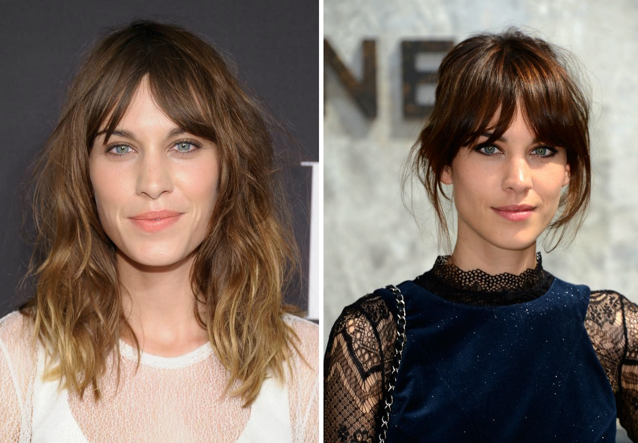 20 Photos Of Hairstyles With Gorgeous Side Swept Bangs