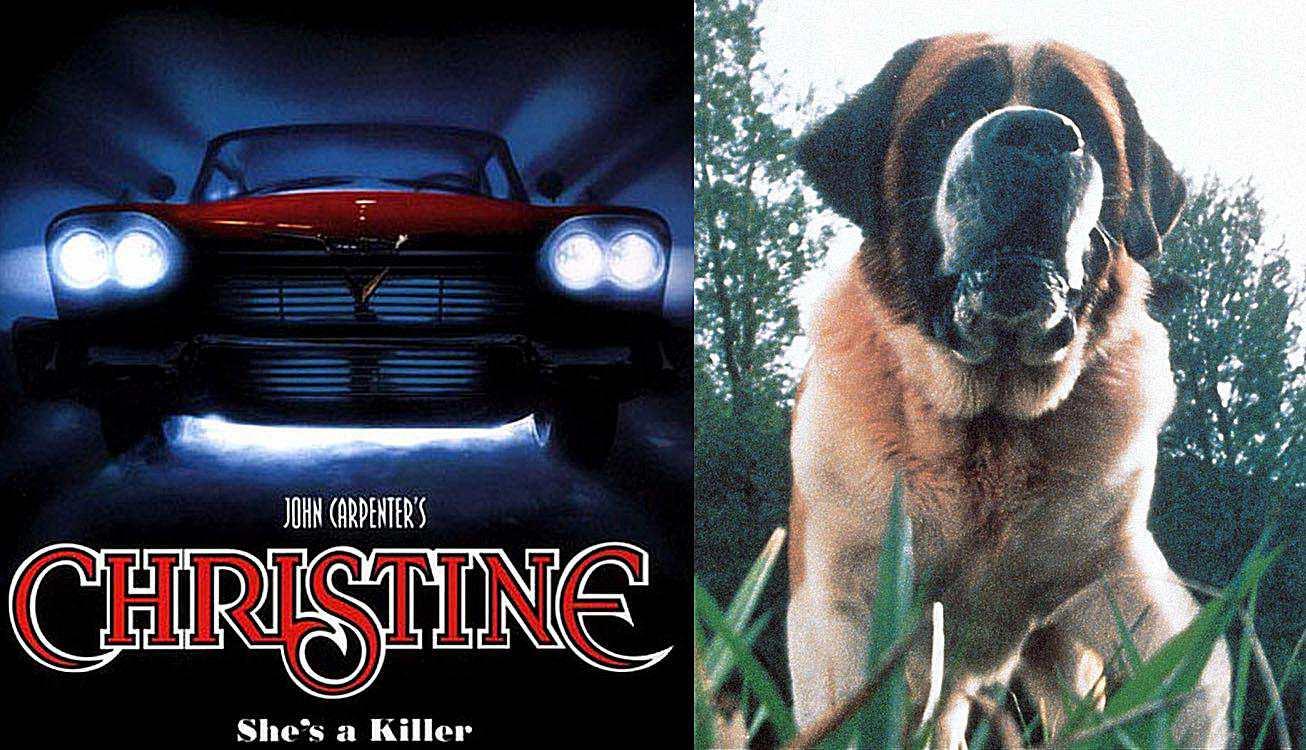 Horror Movie Crossovers: Christine vs. Cujo