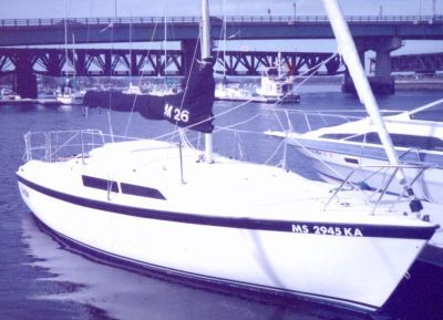 Owner's Review of the MacGregor 26 Sailboat Models