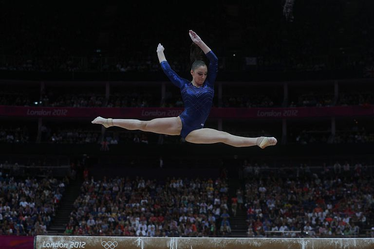 6 Things to Know About Russian Olympic Gymnast Aliya Mustafina