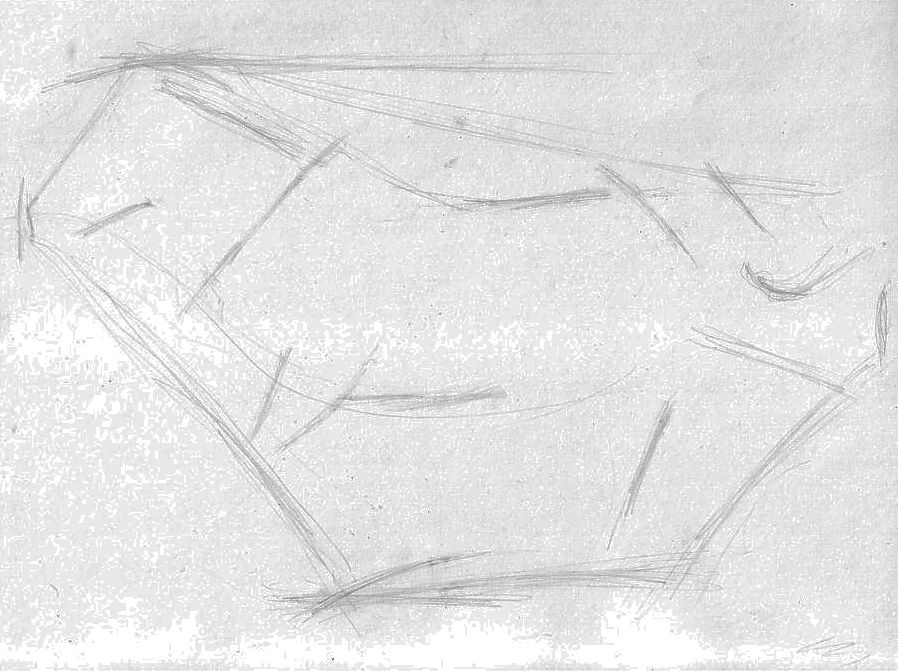 correcting the structural sketch