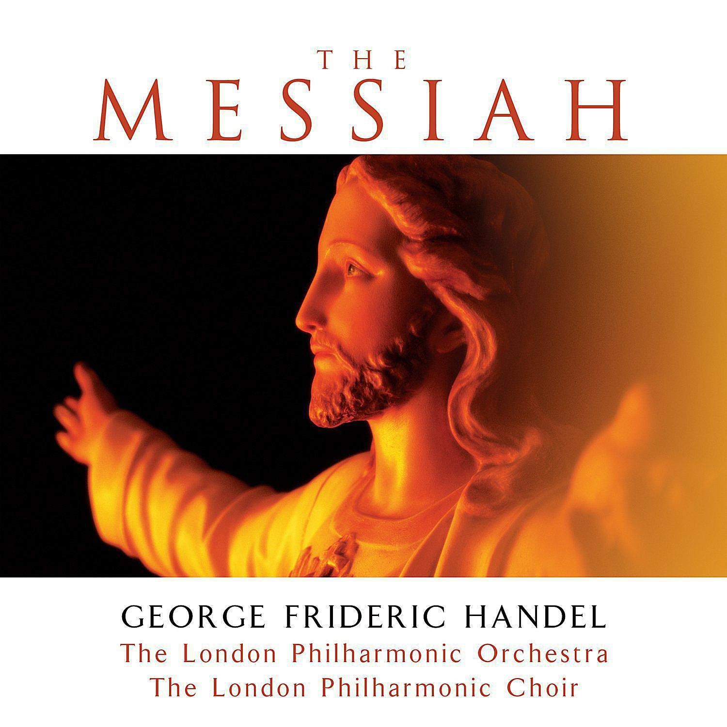 Handel's Messiah, performed by The London Philharmonic Orchestra & Choir.