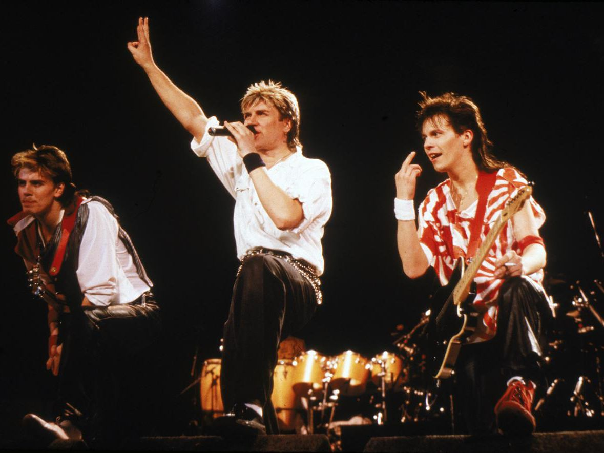 Best 80s Songs From England S Fab Five Duran Duran