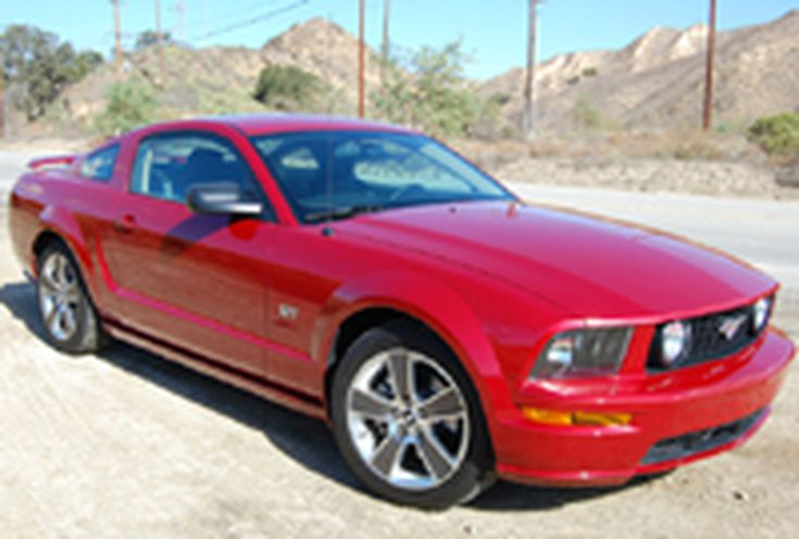A Review of the 2008 Ford Mustang GT