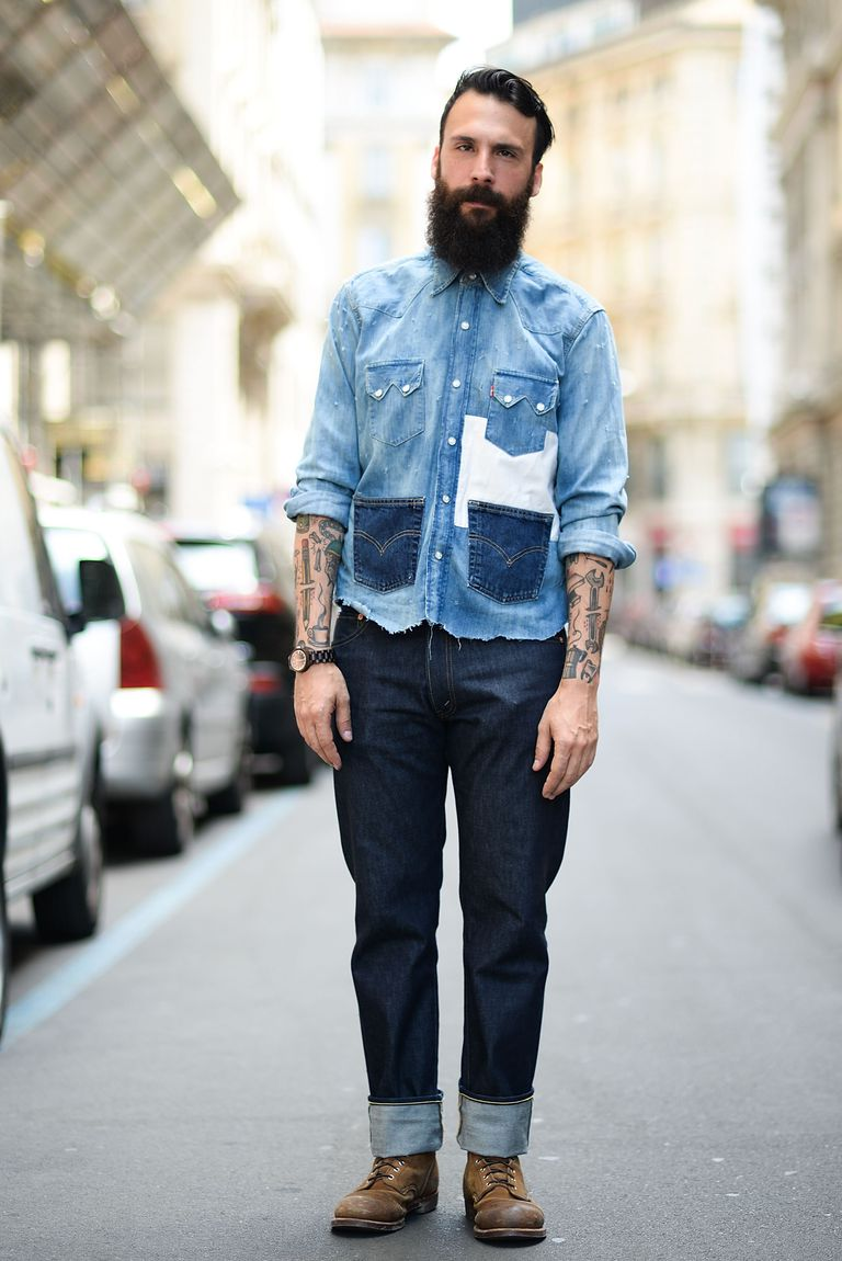 1ec87c215c The Top Fall and Winter Trends in Men s Jeans and Denim